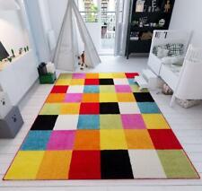 Well Woven StarBright Bright Square Kids Area Rug, Multi 100cm x 150cm