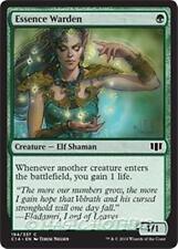ESSENCE WARDEN Commander 2014 MTG Green Creature — Elf Shaman Com
