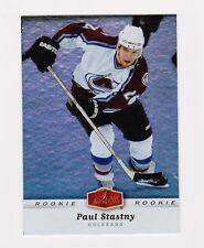 2006-07 Flair Showcase #310 Paul Stastny RC Rookie Card