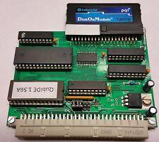 Sinclair QL qubide interface con 512k RAM y 128mb Disk