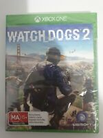 Xbox One Watch Dogs 2 Xbox One Game NEW