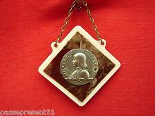 Jolie ancienne médaille, Jeanne d'Arc, 1920