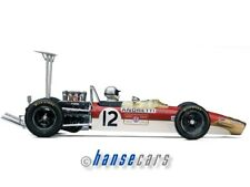 Exoto Lotus Ford Type 49b 1968 polos, 1968 United States gp mario andretti