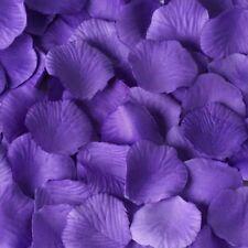 1000pcs Rose Petals Flowers Wedding Party Table Confetti Decoration Multi Color