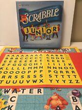 Scrabble Junior By Hasbro 1999 Complete EUC