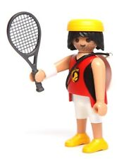 Playmobil Figure Mystery Series 9 Sports Tennis Player w/ Headband Racket 5598