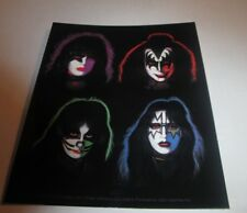 KISS STICKER NEW 2014 VINTAGE OOP RARE COLLECTIBLE