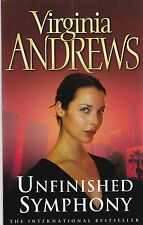 Unfinished Symphony by Virginia Andrews New Paperback Book