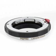 PEIPRO LEICA M Lens to SONY E-Mount Cameras Close Focus Adapter A7M3/R3/A9/R2/S2