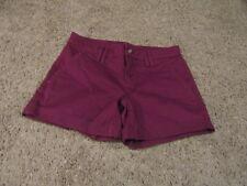 Arizona Jeans juniors shorts maroon size 3