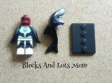 lego minifigures complete figure series 1 the lego batman movie Orca