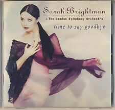 Sarah Brightman & London SO: Time to say Goodbye (Angel) Like New