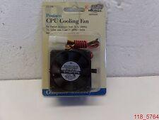 NOS Radio Shack 273-248 Pentium CPU Cooling Fan 75 to 200 MHz