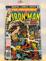 Invincible Iron Man #94 (9.0) VF/NM 1977 Bronze Age Cover By Jack Kirby