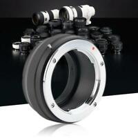 Canon FD Lens to Sony E-Mount a6000 a5000 A7R NEX-5T a5100 adapter With cap New