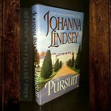 The Pursuit by Johanna Lindsey [Hardcover, 1st Edition]