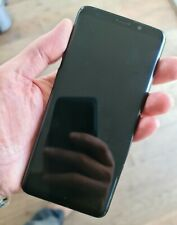 Samsung Galaxy S9 Plus Smartphone 6GB RAM 128GB Black - EE - Pristine Condition!