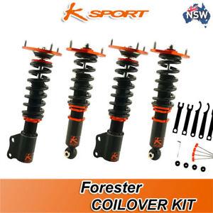 K-SPORT COILOVER SUSPENSION SUIT SUBARU FORESTER 08+