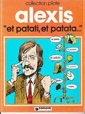 "Collection pilote 14 - alexis ""et patati, et patata.."", ed. FRANCESE"