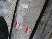 HONDA GENUINE OEM Acura Front Window Molding Pair 93-01 INTEGRA DC1 2 TYPE-R