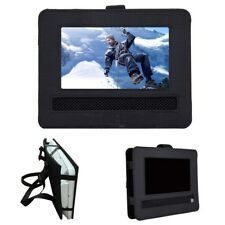 9'' Car Headrest Mount Bag for Swivel&Flip Style Portable DVD Player Nylon Case