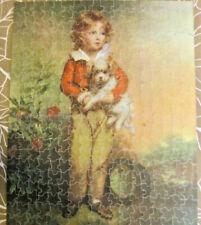 "Vintage Perfect Picture Puzzle ""Master Simpson"" Complete 375+ Pieces, 1950s"