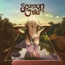 SCORPION CHILD - ACID ROULETTE - CD SIGILLATO 2016