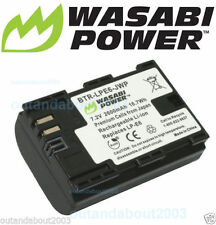 Camera Batteries for Canon EOS , Charger Included