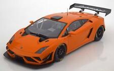 1:18 AUTOart Lamborghini Gallardo GT3 FL2 2013 orange-metallic