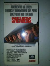 Sneakers (VHS, 1992) Brand New sealed