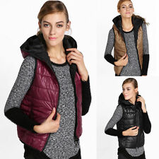 Unbranded Women's Cotton Blend Hip Length Zip Coats & Jackets