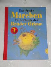 Das große Märchen Bilderbuch der Brüder Grimm, wie neu