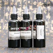 100Ml Genuine Black Tattoo Ink Intenze Black Tattoo Ink Bottle K8