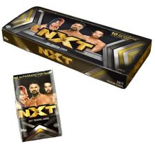 2017 TOPPS WWE NXT HOBBY BOX FACTORY SEALED NEW 10 Autograph Hits Per Box