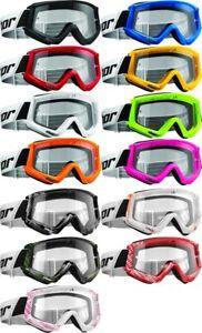 Thor Combat Anti-Fog MX Motocross Riding Goggles