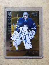 09-10 UD Black Diamond Quad JONAS GUSTAVSSON Gold /10