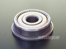 Flange Ball Bearing F627ZZ 7x22x7 mm Metric flanged Bearing Qty:10 [M_M_S]