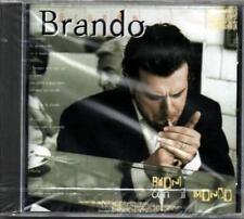 BRANDO - BUONI CON IL MONDO  - CD NUOVO SIGILLLATO RARO