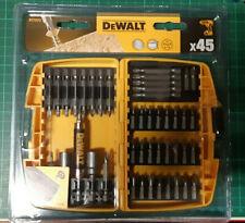 Original DEWALT Bitbox avec 25 bits//TORX 20 t20 tx20 dt7961//Tictac Box torx20