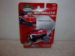 Chuggington StackTrack Motorized Jackman - New in Package