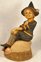 SANDWITCH-R 1999~Tom Clark Gnome~Cairn Studio Item #5415~Ed #36~w/COA~Story