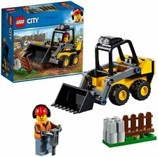 Lego City construction site shovel car 60219 5702016369519 B07FNMXFQ9