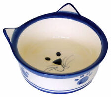 Cat Ceramic Dishes, Feeders and Fountains