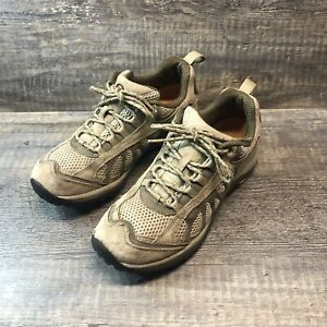 MERRELL Siren Ventilator Women's Desert Sage Hiking Shoe Size 8 Vibram Soles