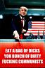 DONALD TRUMP 2020 STICKER DECAL VINYL BUMPER  MAGA KAG USA ANTI-DEM DEPLORABLE