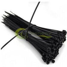 "1000pcs 40 lbs 12"" Nylon Plastic Zip Trim Wrap Cable Loop Ties Wire Self Lock"