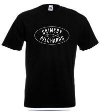 Tony Hancock T Shirt Grimsby Pilchards - Sid James Hattie Jacques Bill Kerr