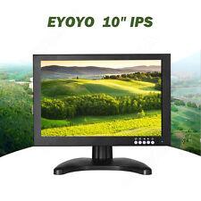 "TSM 10"" IPS HD 1280*800 VGA Video HDMI Monitor for CCTV Security DVD PC Gaming"