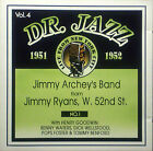 CD JIMMY ARCHEY's BAND - no. 1, Dr. Jazz vol. 4