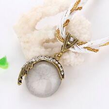 New Fashion Necklace Resin Pendant Wedding style Link Chain Womens Jewelry Hot